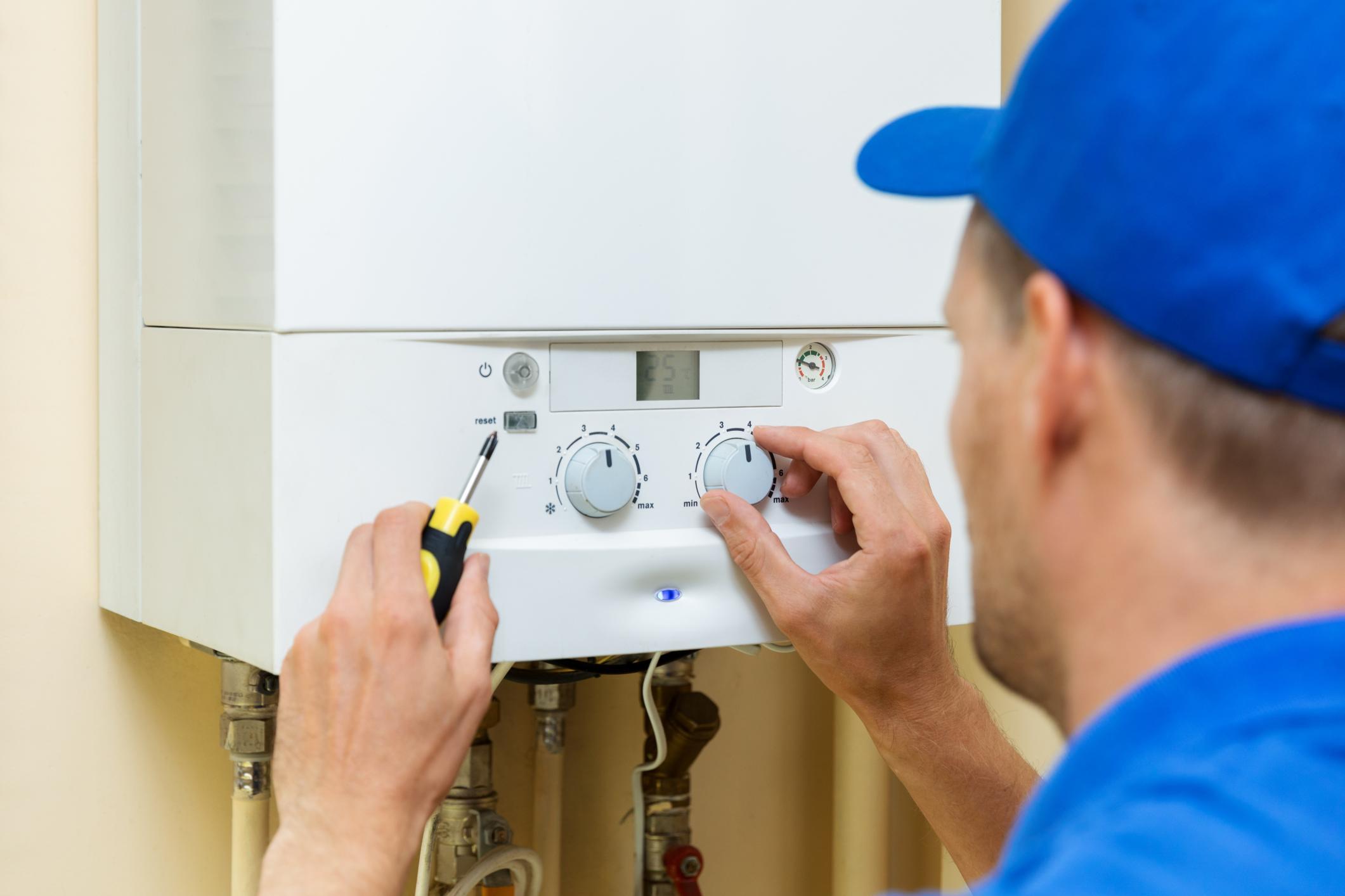 Water Heater Replacement Hot Repair